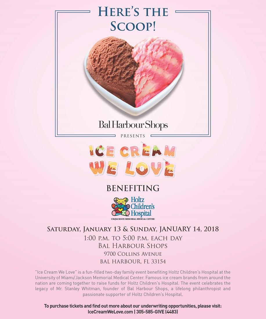 Bal Harbour Shops Ice cream Miami; Miami bloggers