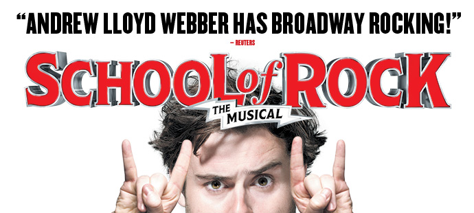 School Of Rock – The Musical Comes To Miami