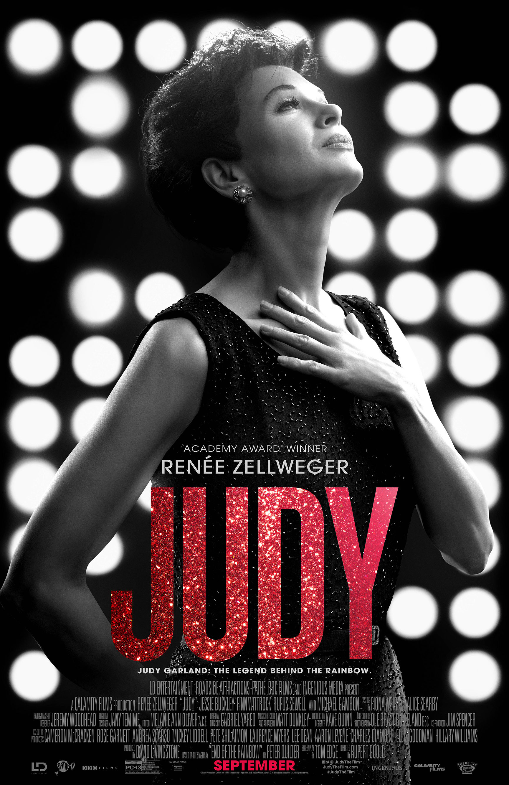 """'JUDY' Review: Renée Zellweger Brilliant In Every Color Of """"That"""" Rainbow – Even The Dark Ones"""