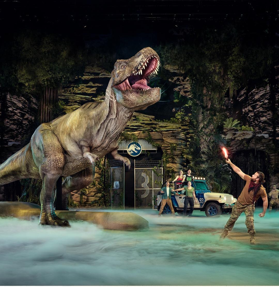 Rwaar! Jurassic World Live Comes To South Florida